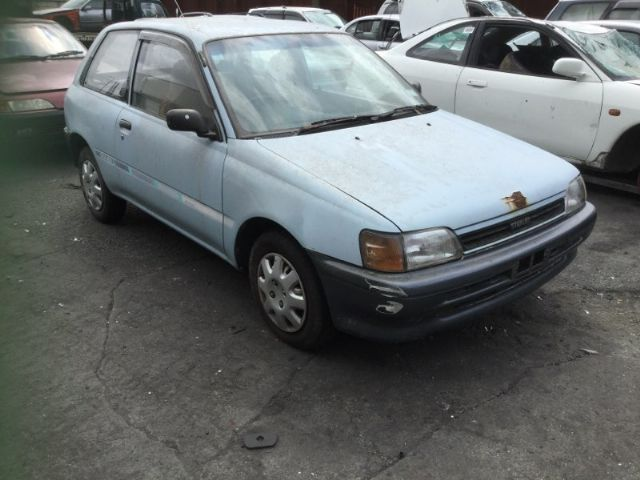 Toyota Starlet EP82 1993