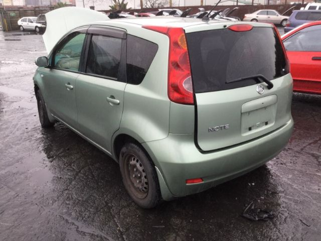 Wrecking Nissan Note E11 2005-2008