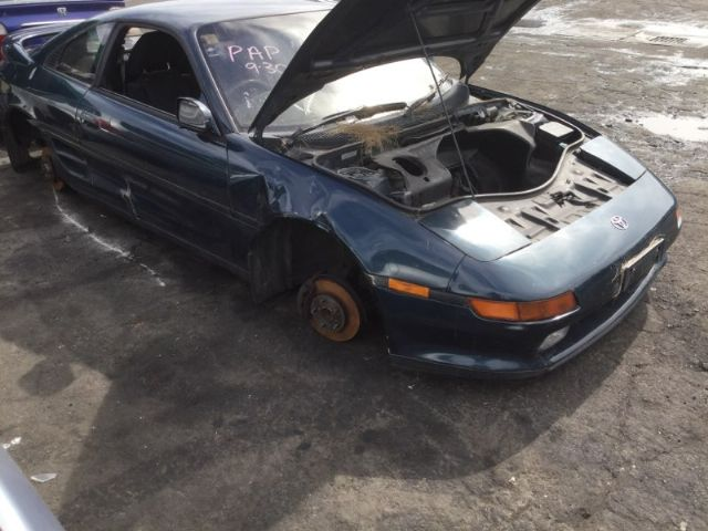 Toyota MR2 SW20 02/90-99