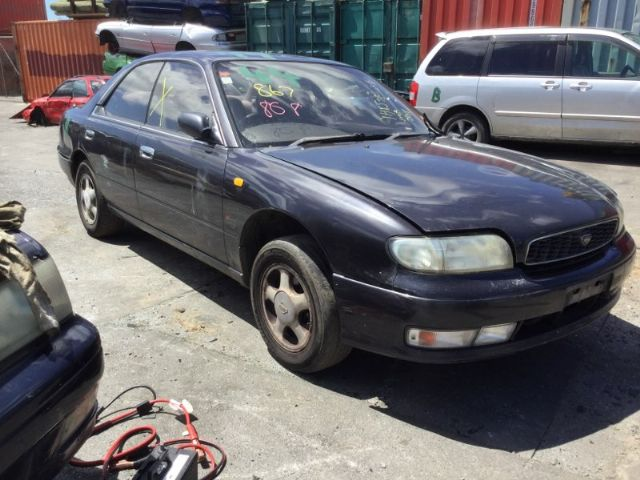 Nissan Bluebird U13ARX Early