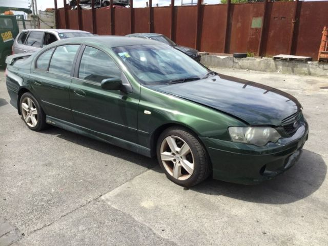 Ford Falcon BA XR6 09/2002 - 09/2004