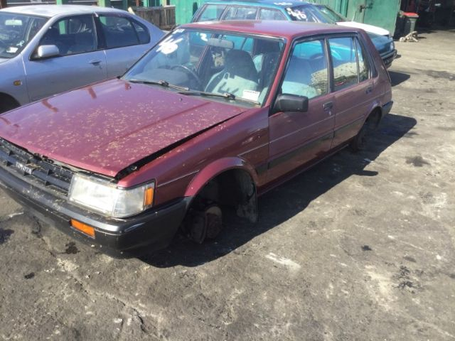 Wrecking toyota corolla ee80 vehicle ref sciox Image collections
