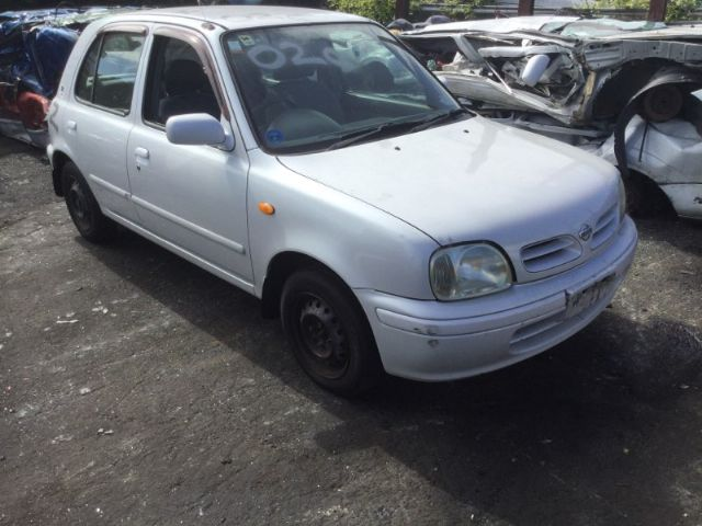 Nissan March K11 1992-2001
