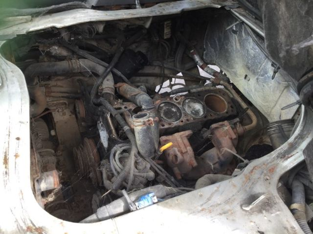 Wrecking Nissan Caravan Homy E24 1986-2001 on