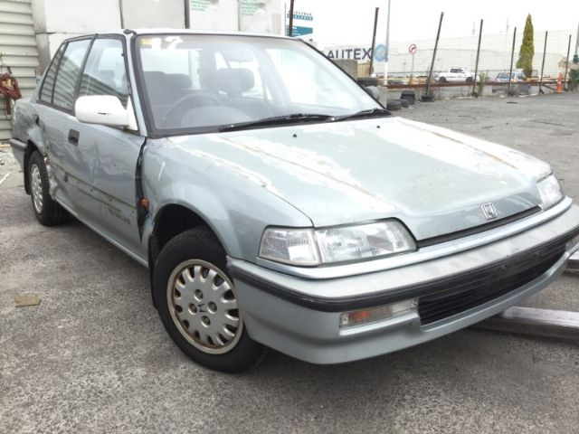 Honda Civic ED3