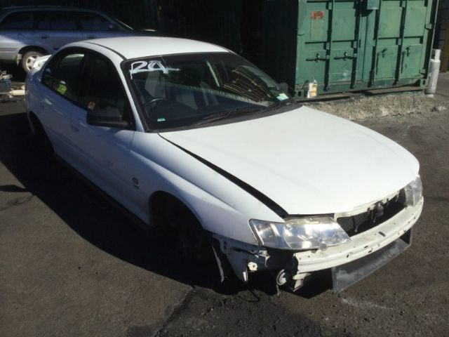 Holden Commodore VY SS 09/02-05/04