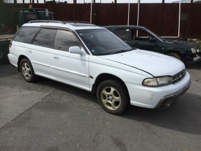 Subaru Grand Wagon BG 1996-1998